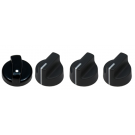 Main & Side Burner Control Knob Kit #BDCK-0032