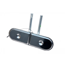 Stainless Steel Burner & Ceramic Electrode + Wire
