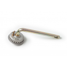 Aluminum Brass Side Burner #G432-Y300-01