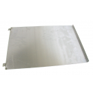 Aluminum Gas Tank Heat Shield #G502-0012-01